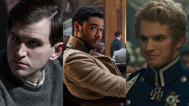 Você sabia que esses atores de Harry Potter estão em Bridgerton, O Gambito da Rainha e outras séries da Netflix?