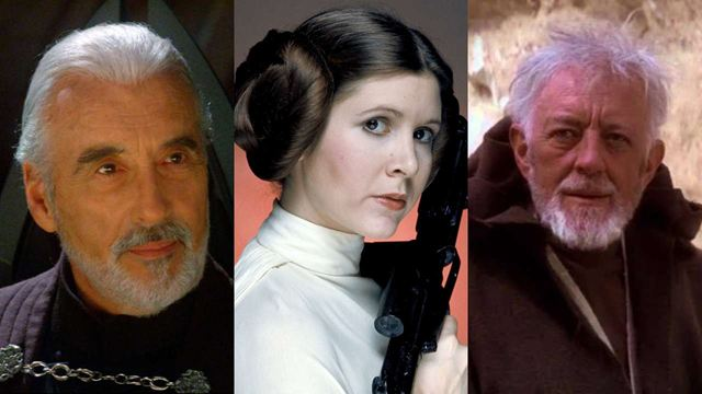 15 atores de Star Wars que já morreram