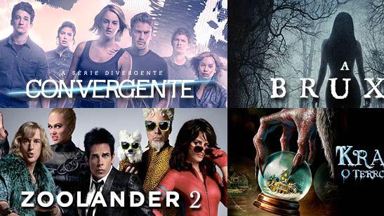 Telecine On Demand: Confira agora A Garota Dinamarquesa, Convergente, A Bruxa e outros filmes