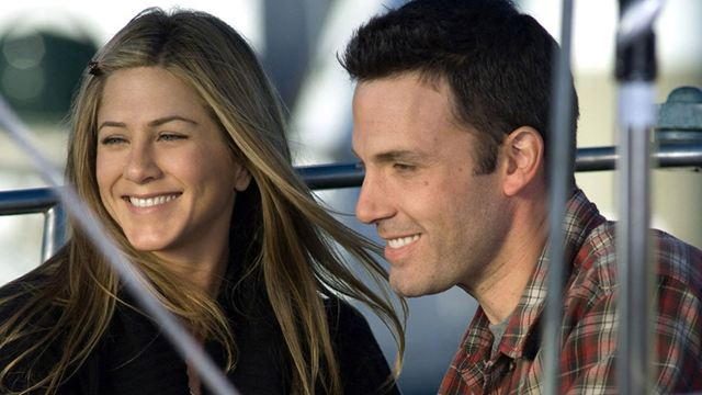 Ben Affleck Jennifer Aniston Jennifer Aniston e Ben