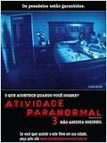 Atividade Paranormal 3