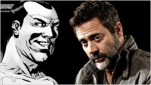 Jeffrey Dean Morgan surtou ao ser convidado para estrelar The Walking Dead