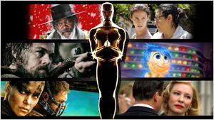 Oscar 2016: Conheça os favoritos!