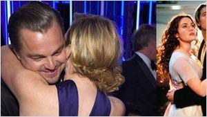 Foi mal, Fassbender! Kate Winslet acredita que Leonardo DiCaprio já está com a mão no Oscar