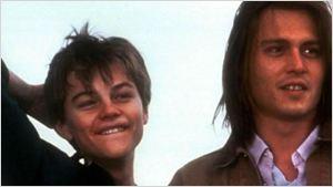 """Johnny Depp afirma ter """"torturado"""" Leonardo DiCaprio nas filmagens de Gilbert Grape - Aprendiz de Sonhador"""