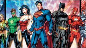 Warner agenda dois filmes misteriosos com heróis da DC Comics