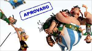 Amigos do AdoroCinema se divertem com o humor versátil de Asterix e o Domínio dos Deuses