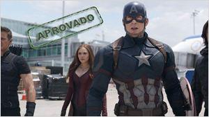 Amigos do AdoroCinema: Blogueiros enchem Guerra Civil de elogios e aprovam o novo Homem-Aranha