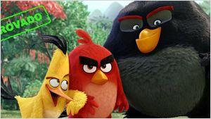 Amigos do AdoroCinema se surpreendem e se divertem com Angry Birds - O Filme