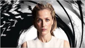 Fãs criam campanha pedindo para Gillian Anderson ser a nova intérprete do agente 007