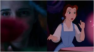 8 imagens do teaser de A Bela e a Fera que lembram a animação original