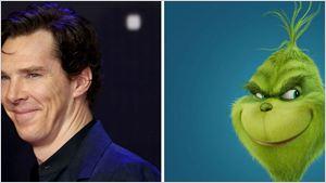 Versão animada de O Grinch dublada por Benedict Cumberbatch é adiada