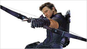 Jeremy Renner ficou frustrado com Gavião Arqueiro no primeiro Vingadores