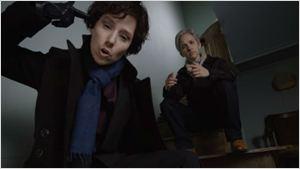 Sherlock ganha paródia musical ao som de Macklemore & Ryan Lewis