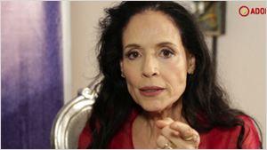 Aquarius: Sonia Braga ironiza a classificação etária do filme – 'É porque tem tubarão!' (Exclusivo)