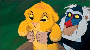 Disney anuncia versão live-action de O Rei Leão