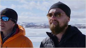 Leonardo DiCaprio alerta a humanidade sobre os perigos do aquecimento global no trailer de Before the Flood