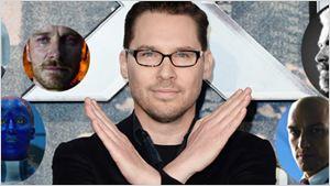 Bryan Singer está fora da franquia X-Men