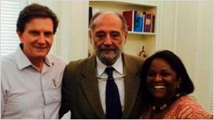 Marco Aurélio Marcondes toma posse como novo diretor-presidente da Riofilme