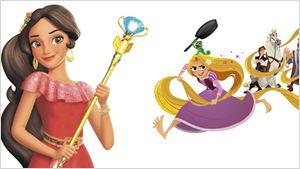 Disney Channel renova Enrolados para a segunda temporada e Elena de Avalor para a terceira