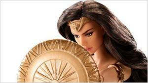 Mulher-Maravilha ganha nova linha de bonecas da Mattel