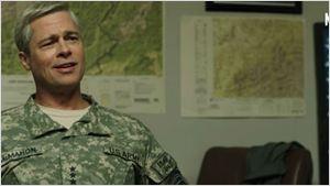 Netflix libera teaser de War Machine, filme de guerra com Brad Pitt