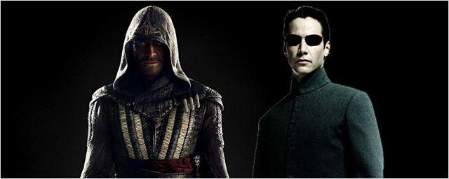 Michael Fassbender compara Assassin's Creed a Matrix