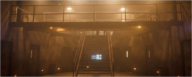 Visitamos o presídio onde foi gravado Supermax, série de terror da Rede Globo