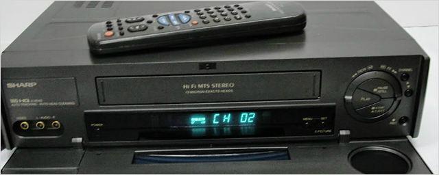 Fim de uma era: O vídeo cassete se despede definitivamente do mercado