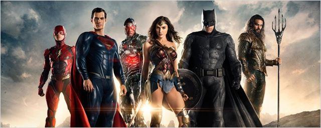 Comic-Con 2016: The Flash, Aquaman, Ciborgue e Batman ganham logotipos oficiais