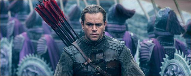 Matt Damon culpa imprensa por acusações de racismo em A Grande Muralha