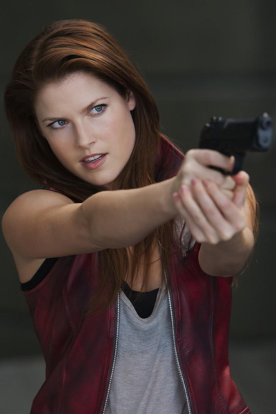Foto De Ali Larter Resident Evil 4 Recomeo Foto Ali