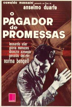 Resultado de imagem para o pagador de promessas filme