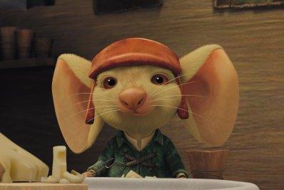 corajoso ratinho