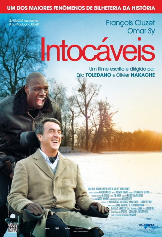 Intoc veis filme 2011 adorocinema - Pelicula francesa silla ruedas ...