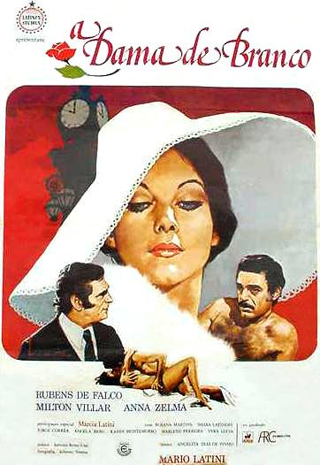 Resultado de imagem para dama de branco filme 1978