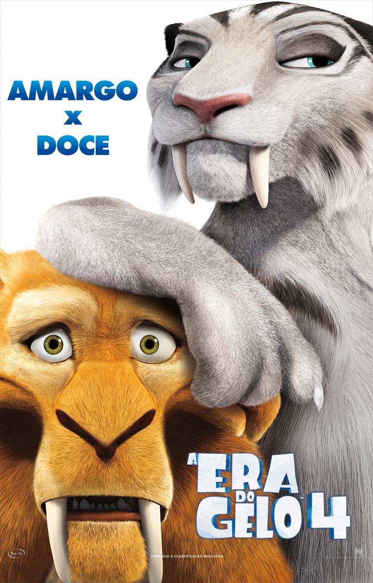A Era Do Gelo 4 Poster Poster 7 Adorocinema