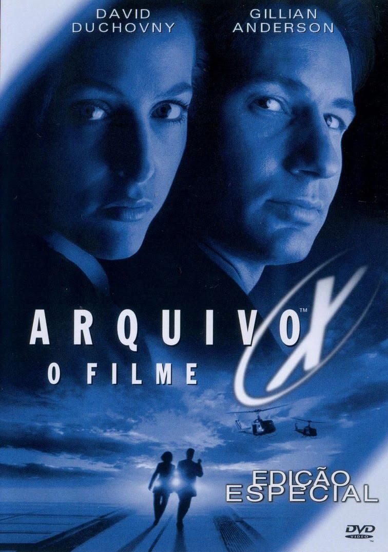 Arquivo X O Filme Filme 1998 Adorocinema