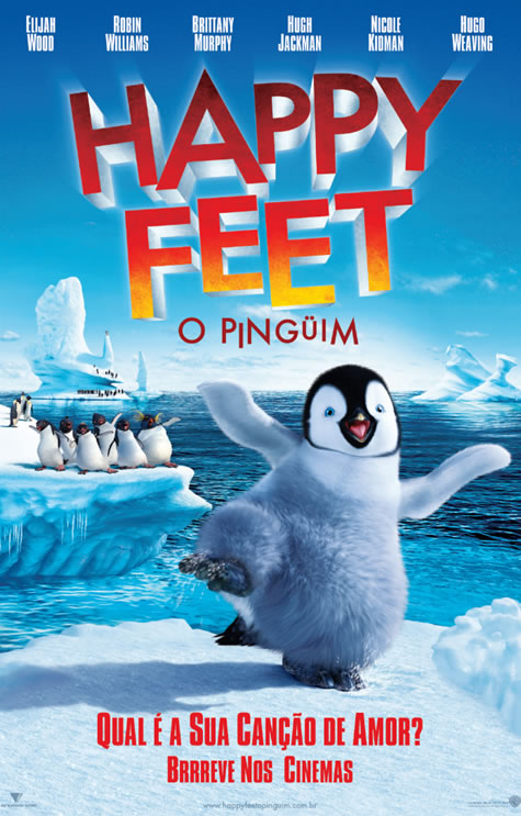 Happy Feet: O Pingüim – HD 1080p – Dublado (2006)