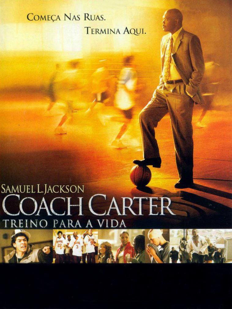 Coach Carter Treino Para A Vida Filme 2005 Adorocinema