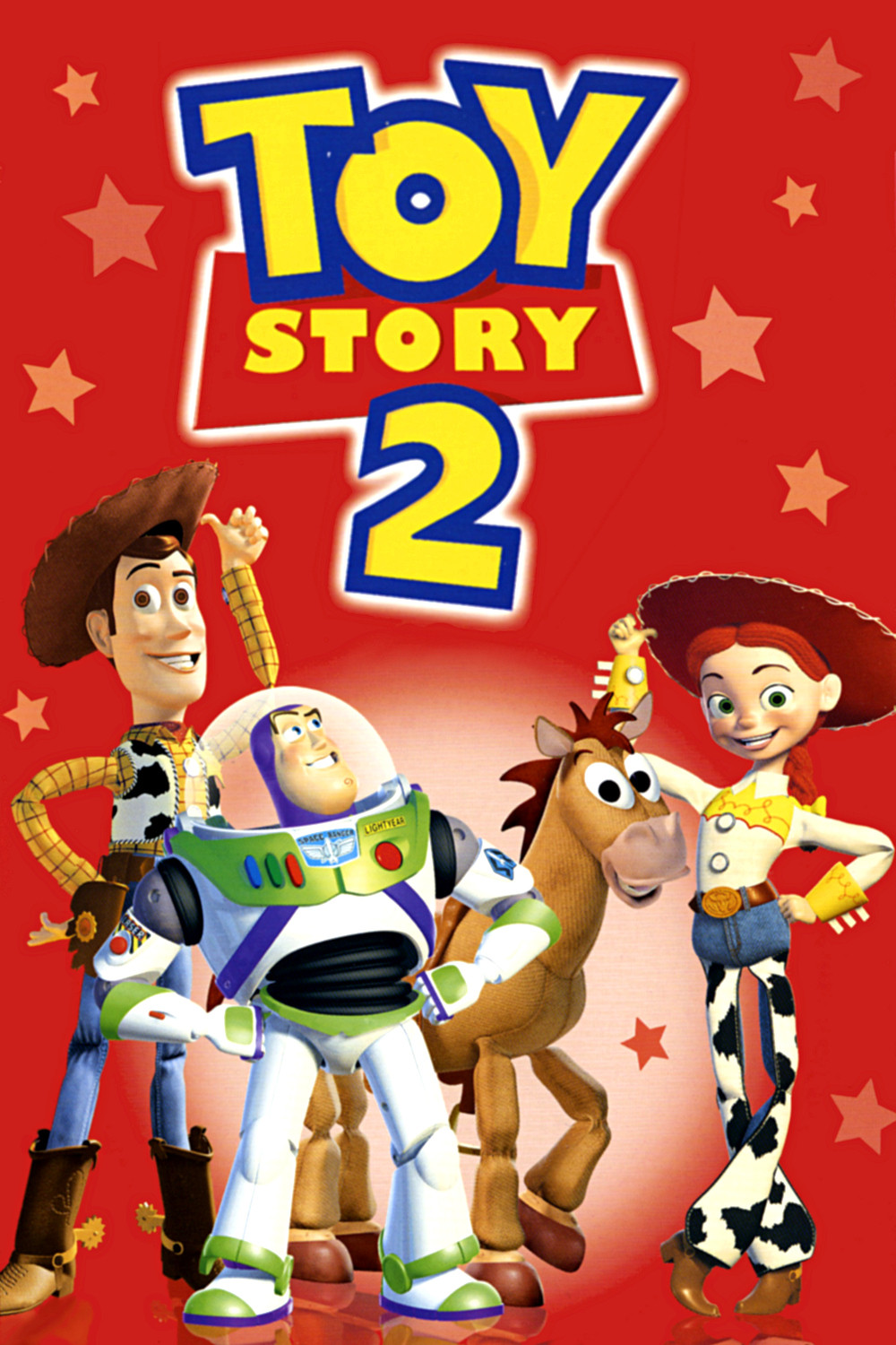 toy story 2 poster poster 1 adorocinema. Black Bedroom Furniture Sets. Home Design Ideas