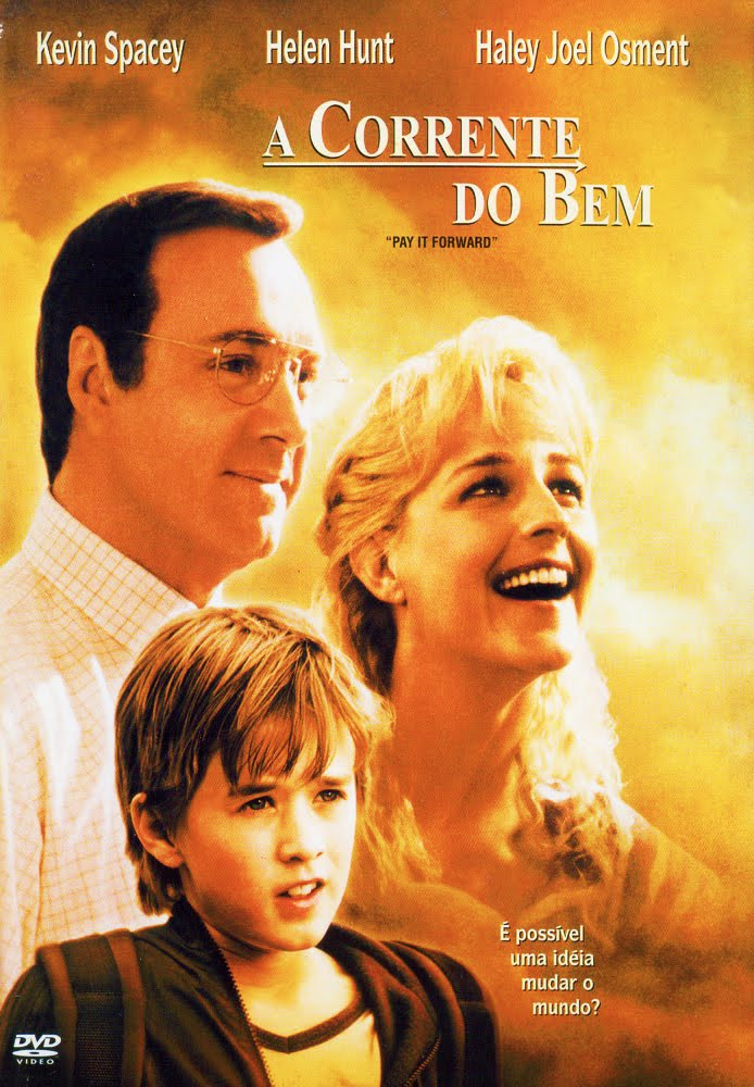 A Corrente Do Bem Filme 2000 Adorocinema