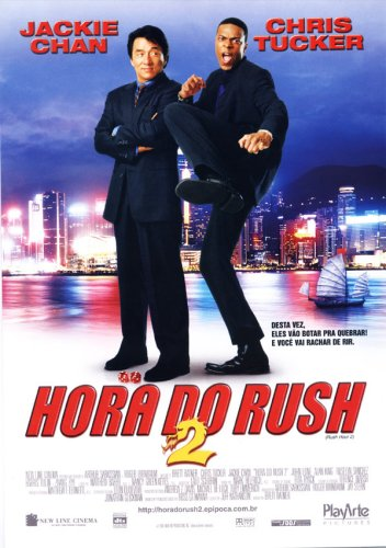 Assistir A Hora do Rush 2