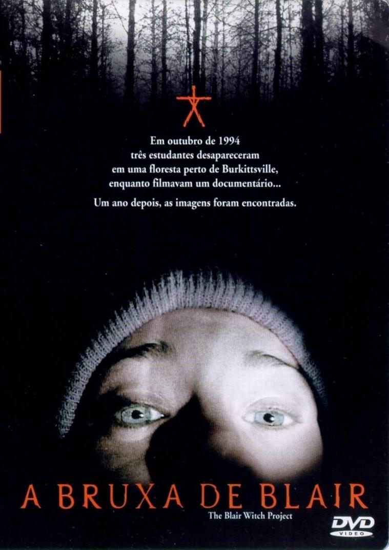 Resultado de imagem para a bruxa de blair 1999