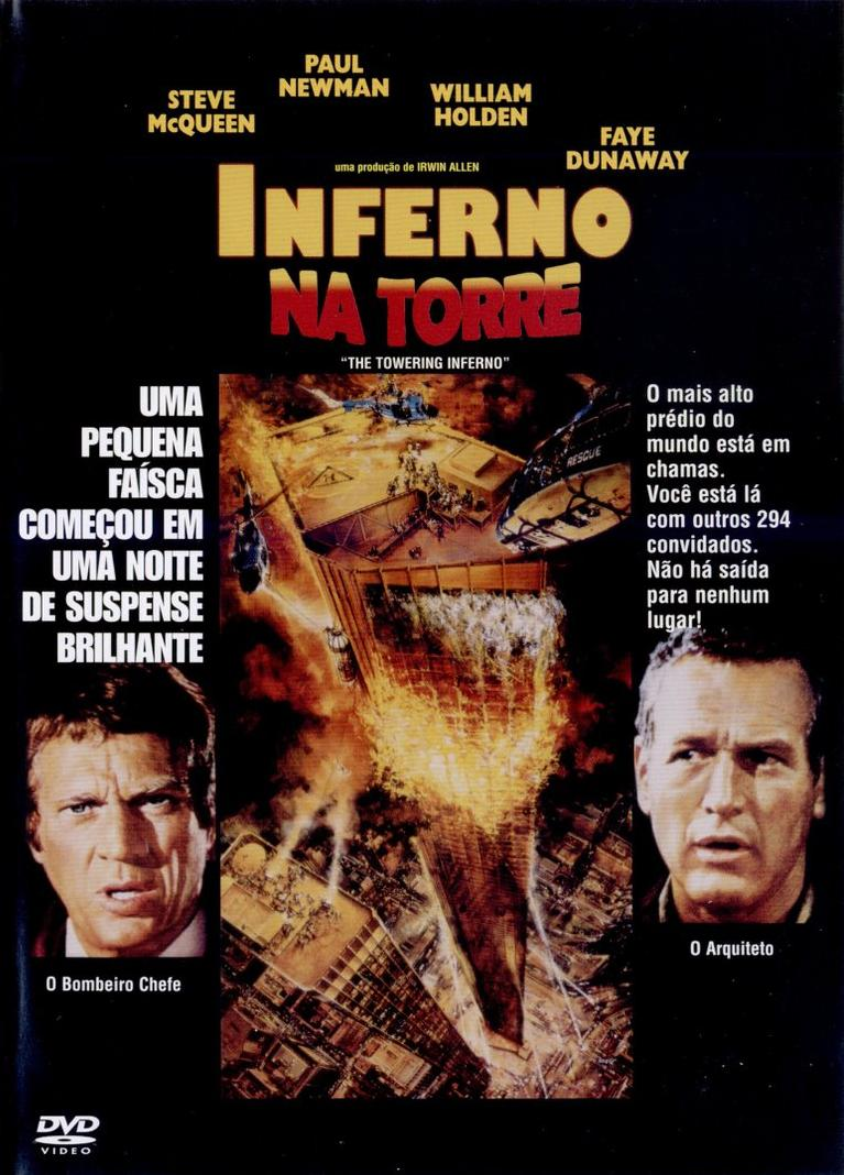 Inferno Em Chamas Beautiful inferno na torre - filme 1974 - adorocinema