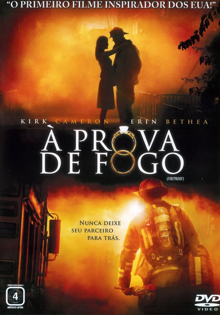 À Prova de Fogo Filmes Torrent Download completo