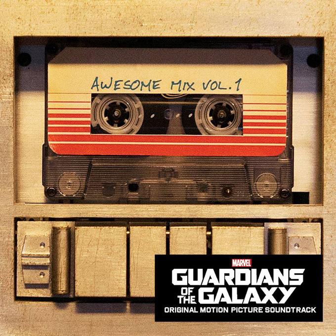 Soundtrack Guardiões da Galáxia lidera Billboard - Mundo Nerd Info