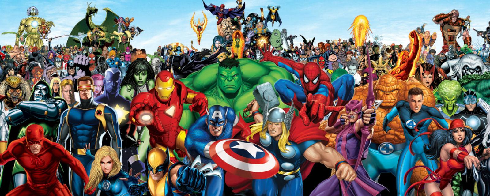 Marvel vai criar primeira HQ protagonizada por um super-herói chinês