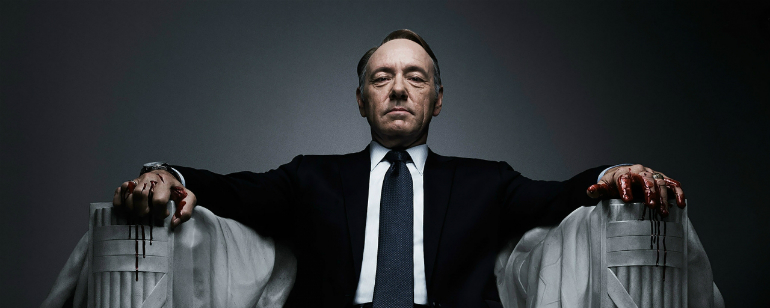 House of Cards: Frank Underwood pode ser morto por causa do escândalo Kevin Spacey