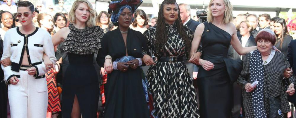 Festival de Cannes 2018: Diretores do evento se comprometem a promover igualdade entre gêneros no futuro